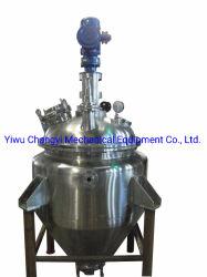 De elektrische het Verwarmen Melk die van het Water van de Opslag van de Druk van het Roestvrij staal Container mengt