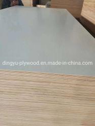 La película de 9mm frente al por mayor de madera contrachapada de forma concreta de la Junta de melamina