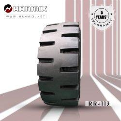 HanmixのArticulated&RigidのダンプのローダーのグレーダーのDozerの車輪のローダー鉱山E3 L3 E3/L3 E4 E4/L4 L5 L5sのためのoff-The-Road放射状のものOTRのタイヤ
