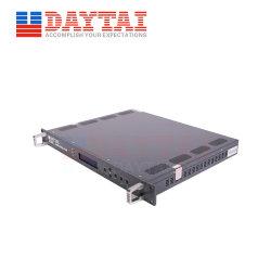 Neuer kompakter und kosteneffektiver Modulator Digital Fernsehapparat-Qam mit der Mehrkanalausrüstung