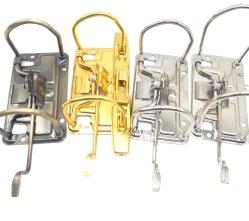 Niquelados material de oficina 3 pulgadas de la palanca de Metal Arch Encuadernadora Clip Clip para el archivo de artículos de papelería