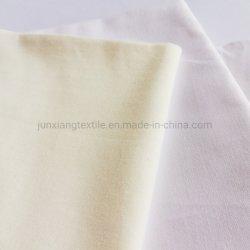 100 suave tejido de algodón blanqueado La Pfp Pfd blanco de 30X30 68X68 Los tejidos de algodón