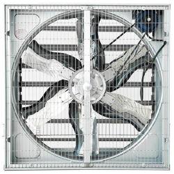 Scarico per montaggio a parete con ventilazione centrifuga/assiale elettrica industriale da 36 pollici Ventilatore per industria avicola House/serra