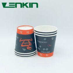Persoonlijke fabrikant warme dranken 3oz papier koffiebeker