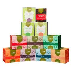 Le carton de luxe personnalisé vide Balle de Golf de thé de savon Emballage Commerce de gros logo personnalisé Petit sachet de thé Emballage de cadeau carton boîte à thé de savon de papier