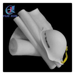 140gsm Eco friendly perforado de la aguja de algodón para la máscara de la copa