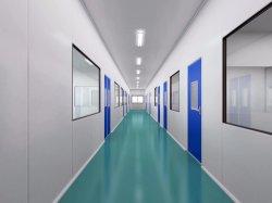 Sistema di progetto chiavi in mano per farmaceutica/ospedale/laboratorio/elettronica/alimenti per camera bianca con HVAC