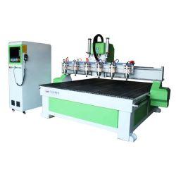 CNC van de Gravure van de Hulp van de Decoratie van de lage Prijs de Houten Machines van de Houtbewerking van de Machine