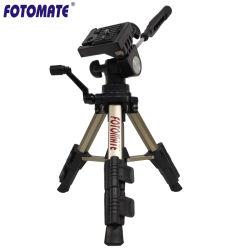 Berufsstandplatz-Aluminiumlegierung-Tisch-Stativ 50cm M-046 der kamera-M-046