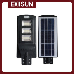 LED 소알르 램프 50W 100W 200W 300W 올인원 솔라 스트리트 라이트