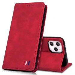 iPhone 12 PU 가죽 플립 고급 지갑 전화 케이스 커버