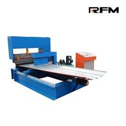 이전의 Machine Angle Color Steel의 지붕 시트 유압 아치 곡선 캠버 곡선 롤 성형 기계