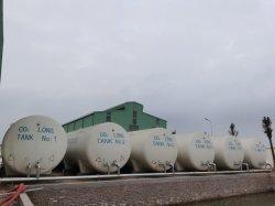 CO2 회수 공장 용량 연간 50000t 베트남 프로젝트
