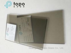 広州の高品質4mm-12mmの1650mmx2440mm/1830mmx2440mmヨーロッパの青銅色の薄茶の浮遊物の板ガラス(C-GT)