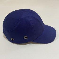 방어적인 단단한 안전 헬멧 야구 융기 모자