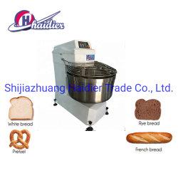 Горячая продажа 50кг кондитерской оборудование спираль тесто для хлеба заслонки смешения воздушных потоков/торт/пиццы