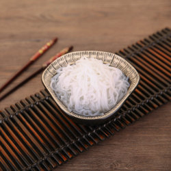 Het natte Onmiddellijke Verse Konjac Verlies van het Gewicht van de Noedel van de Spaghetti van Shirataki