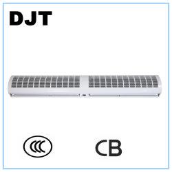 中国様式の管状シリーズ安いドアの空気カーテン