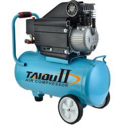 3HP 30L de aceite dental eléctrico portátil tornillo accionado por palanca Mini compresor de aire