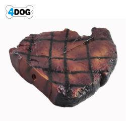 Het vervalsing Gekookte Voedsel van het Spel van de Honden van de Steunen van de Fotografie van de Vertoning van de Opslag van het Hotel van de Decoratie van het Bureau van de Keukenkast van de Partij van het Huis van het Huis van het Voedsel van het Vlees van de Simulatie van Faux van het Lapje vlees Levensechte Model