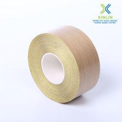 L'isolation thermique en fibre de verre réutilisables de biens industriels du ruban adhésif