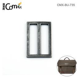 Alliage de zinc professionnel personnalisé Dog collars boucle en métal, de la conception de 32mm Sac métallique sangle de boucle de réglage pour sac