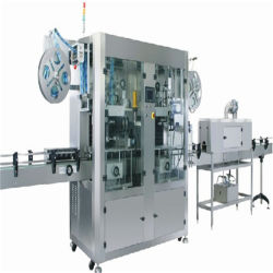 Manchon automatique & Emballage de la machine (CT-250)