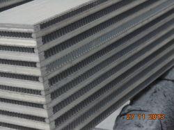 Высокое качество OEM алюминиевая панель теплообменник ядер