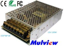 24V4A 100W AC DC Source de puissance par LED avec ce Certificat IEC RoHS FCC