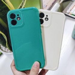 Homem de protecção de boa qualidade Caso Telefone Celular de plástico de silicone para iPhone 12