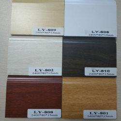 Обтекатели 80 обтекатели ламината Flloor литьевого формования для литья под давлением древесины для литья под давлением