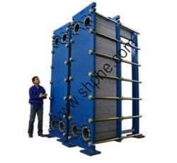 Echangeur de chaleur de la plaque de haute efficacité pour le chauffage et de transfert de chaleur de support de refroidissement