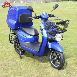2019 China maakte E-Scooter EEC goedgekeurde E-Motorcycle Big Power Fast Snelheid Pizza Delivery Elektrische Motor Scooter