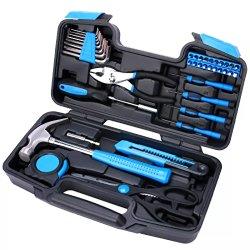 Building Construction를 위한 39PCS Complete Toolbox Set /Hand Tools