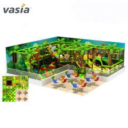 テーマパークデザイン演劇の大きい子供のゲームの屋内運動場装置
