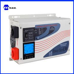 Инвертор 2000W 12V 24В постоянного тока Чистый синус Wvae зарядное устройство инвертора 25A макс.