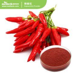 自然な食糧着色剤のパプリカのオレオレジンCapsanthin