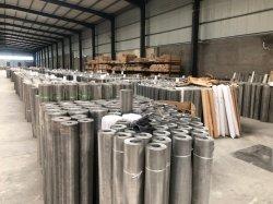 Tecidos de malha de aço inoxidável