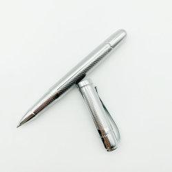 Logotipo personalizado esferográfica de Metal Dom Promocionais High-End Pen