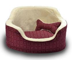 سرير أريكة مريح سرير كلاب أليف فاخر مع وسادة