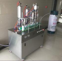 Het Koken van de Schokbreker Prijs van de Machine van het Benzinestation van de Gasfles van LPG van de Ijskast de Lichtere