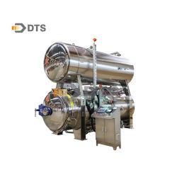 Automatique de pleine eau Retort/Autoclave/stérilisateur pour des aliments la stérilisation