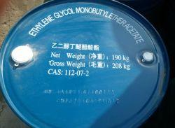 Acetato butilico del glicol, no di CAS: 112-07-2
