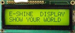 picaxe وحدات مخصصة Stn LCD مخصص core cc EC1602A0