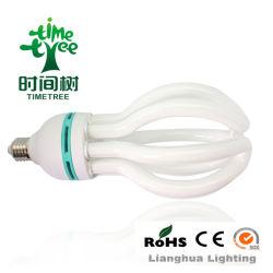 El polvo de Halo t4 85W 3000h CE/RoHS con forma de flor de loto de alta eficiencia de la luz CFL de ahorro de energía (CFLHLT53Kh)