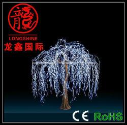 A decoração de LED de exterior Willow Tree Light