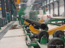 3PE стальную трубу против коррозии эпоксидной порошковой распылением тонкий слой линии