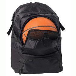 Mochila esportiva Bag - Sacos de mochila de atletas de basquetebol, futebol, voleibol e futebol - Inclui as sapatas e separado do compartimento da esfera13179 ESG