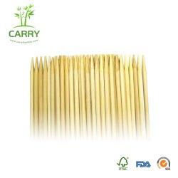 De Chinese Beschikbare Tandenstokers van het Bamboe Biodegradeble