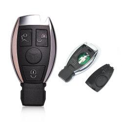 """Оптовая торговля ключ автомобиля Benz Necbefore 2013 Mercedes Benz Smart ключ программист пульта дистанционного управления с 3/2"""" 315/433Мгц"""